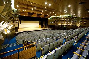電力ホール座席表1