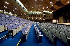 電力ホール座席表3