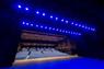 LED照明の青