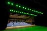 LED照明の緑